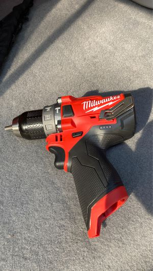 "Milwaukee M12 Fuel 1/2"" Hammer Drill/Driver, M12 Batteries and Chargers for Sale in Kent, WA"