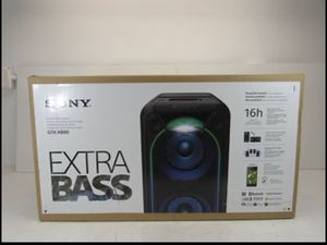 Sony XB90 Portable Bluetooth Speaker - Black for Sale in Norwalk, CA