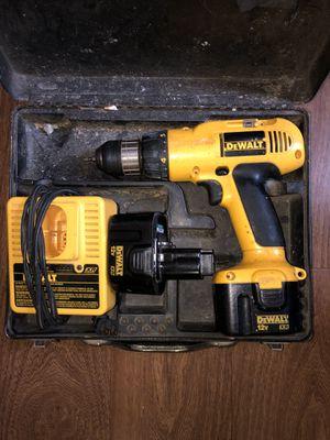DeWALT 12v xr adjustable clutch VSR 3/8 drill for Sale in Pensacola, FL