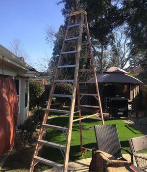 12' Werner ladder for Sale in Fresno, CA