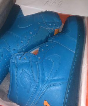 Air Jordan 1 Blue Gatorade size 13 for Sale in Dunwoody, GA