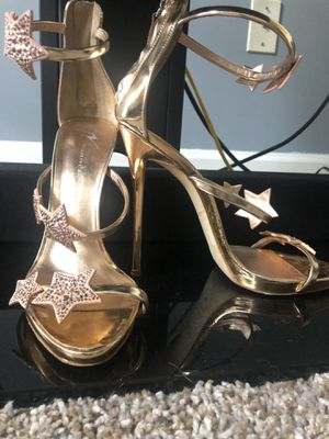 Giuseppe Zanotti heels. Orig price $1,200 for Sale in Atlanta, GA