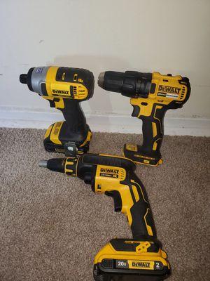 Conbo dewalt 20 volt for Sale in Springfield, VA