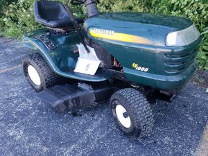 "42"" craftsman riding lawn mower tractor for Sale in Itasca, IL"