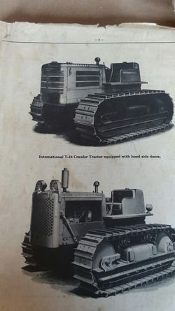International t14tractormanual for Sale in Valparaiso,  IN