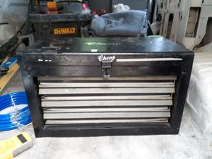 Stanley toolbox for Sale in West Palm Beach, FL