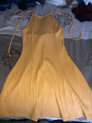 Yellow dress for Sale in Perris, CA