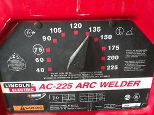 Lincoln AC 225 stick welder for Sale in West Palm Beach, FL