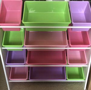 Toy Storage Organizer for Sale in Houston, TX
