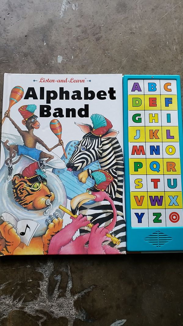 Listen And Learn Alphabet Band And Discover Words For Sale