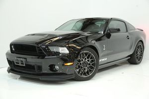 2014 Ford Mustang Shelby GT 500 for Sale in Houston, TX