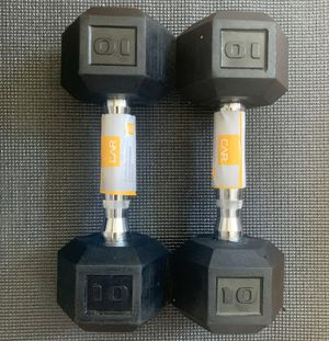 Brand New CAP 10 LB Dumbbell Weight for Sale in Murrieta, CA