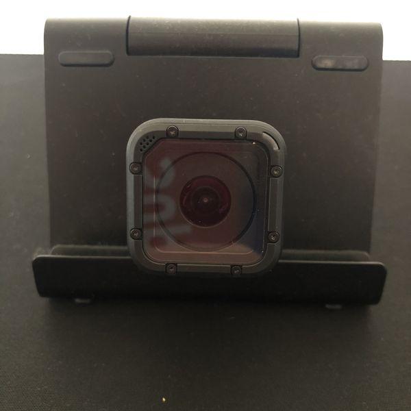 GoPro Hero 4 Session + Various Mounts & Gadgets
