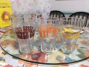 Bigger nice glass cups for Sale in Silver Spring, MD