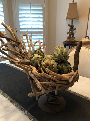 Handcrafted Wooden Turkey Centerpiece for Sale in Virginia Beach, VA