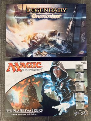 Legendary Encounters and Magic The Gathering NEW for Sale in New York, NY