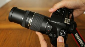 Canon 75-300 lens for Sale in Fort Meade, MD