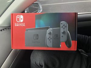 Nintendo Switch Grey V2 Brand New! for Sale in Annandale, VA