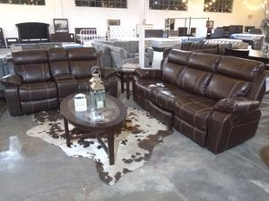 Reclining sofa and loveseat for Sale in Dallas, TX