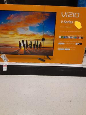 Vizio 50 inches brand new never opened with warranty sealed box 4k smart tv for Sale in Staten Island, NY