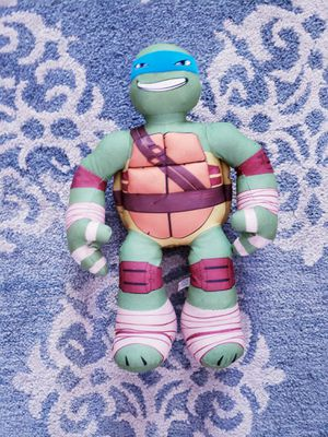 Large Ninja Turtles Stuffed Animal for Sale in Mesa, AZ