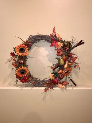 Fall Wreath for Sale in Peoria, AZ