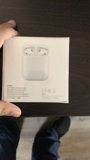 AirPods 2nd generation wireless charger for Sale in Tulsa, OK