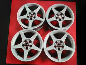 JDM WHEELS AUTHENTIC SPEED LINE 15 IN for Sale in Long Beach, CA