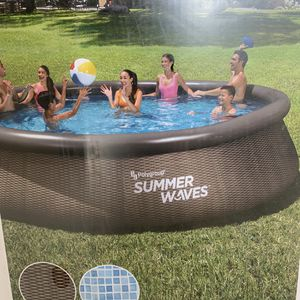 Summer Waves 16ft x 42 Swimming Pool for Sale in Philadelphia, PA