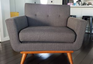 Extra wide arm chair in new condition for Sale in Fairfax, VA