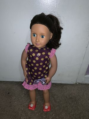 our generation girl doll for Sale in Washington, DC