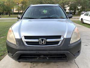 2004 HONDA CRV . NEGOTIABLE $ 3.300 .O.B.O for Sale in Tampa, FL