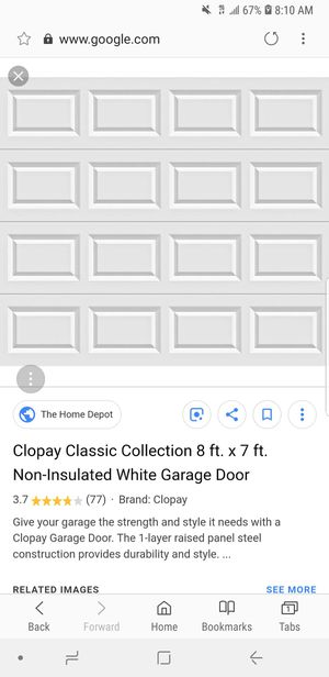 J&J garage doors for Sale in Elizabeth, NJ