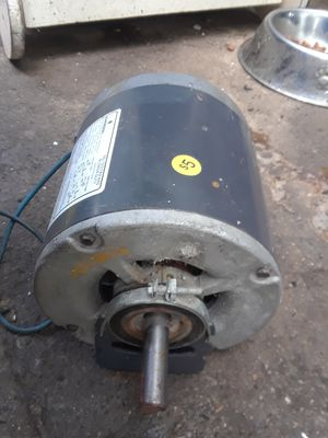 1/3 HP. Emerson motor for Sale in Columbus, OH