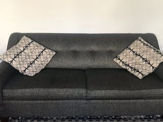 Gray Sofa & Loveseat for Sale in Mundelein,  IL