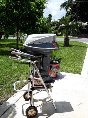 10 HP EVINRUDE ANTIQUE OUTBOARD for Sale in Pompano Beach, FL