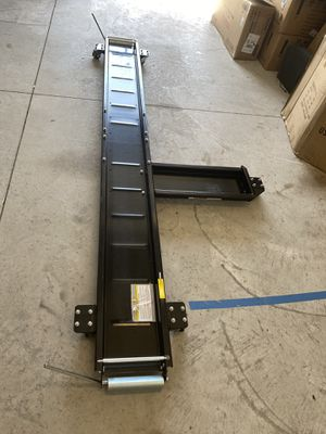 Used Black Widow CRUISER-DOLLY Steel Motorcycle Dolly for Sale in Riverview, FL