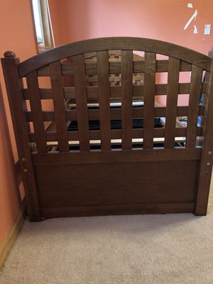 Oak bunk beds with drawers for Sale in Broadview Heights, OH