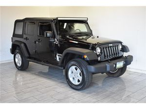 2014 Jeep Wrangler Unlimited for Sale in Escondido, CA