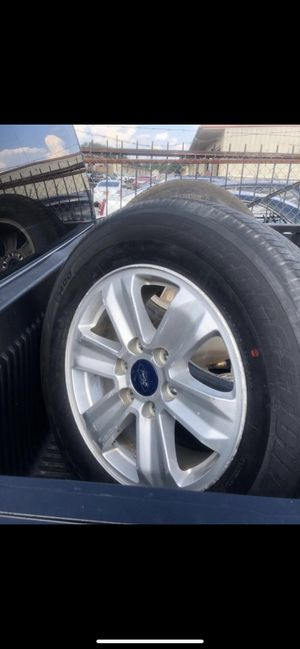 Ford 150 Tires 2018 for Sale in Orlando, FL