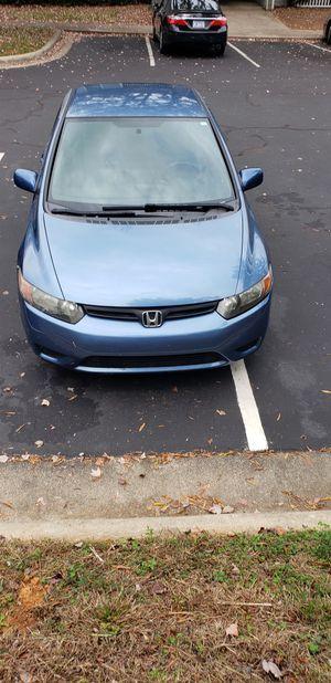 Honda Civic lx 2007 for Sale in Charlotte, NC