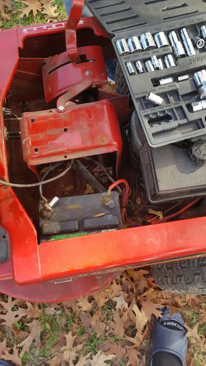 I was looking for the guy who came to your home for lawn mower repairs for Sale in University City, MO
