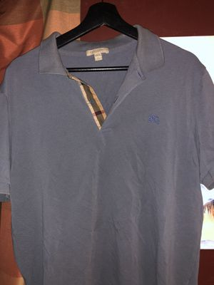 Authentic Burberry polo size XL for Sale in City of Industry, CA