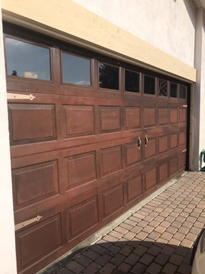Garage Door & door opener for Sale in Laguna Hills, CA