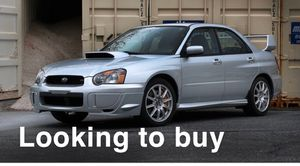 Subaru wrx for Sale in Olympia, WA