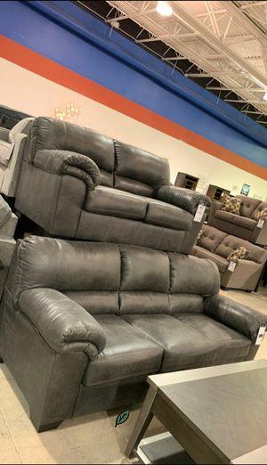 $39 Down Payment Best DEAL 🍾 Bladen Slate Living Room Set 51 for Sale in Jessup, MD