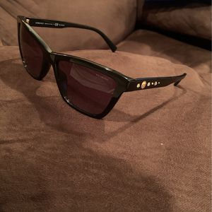 Authentic Black Women's Versace Glasses; Cat Eye Frame; Price Negotiable; No Scratches Or Smudges for Sale in Miami, FL