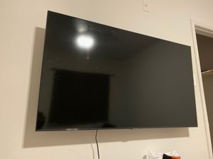 Samsung 58 inch 4K tv for Sale in Irving, TX