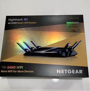 Netgear Nighthawk X6 WiFi Router for Sale in West Linda, CA
