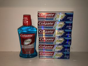 Colgate bundle for Sale in San Antonio, TX